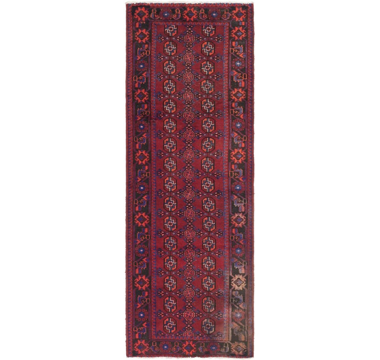 107cm x 320cm Ferdos Persian Runner Rug