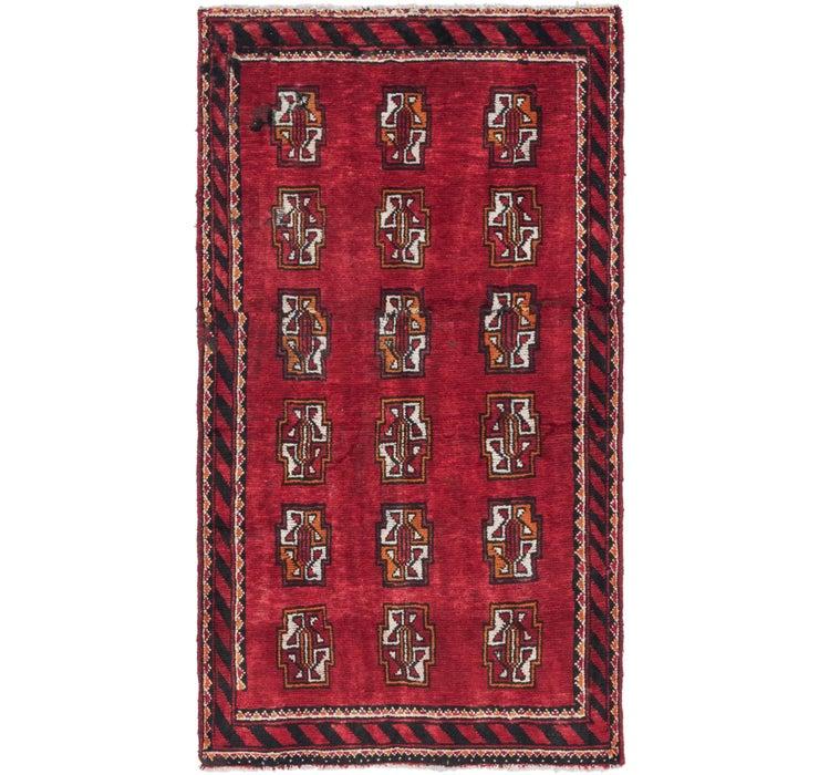 112cm x 203cm Ferdos Persian Rug