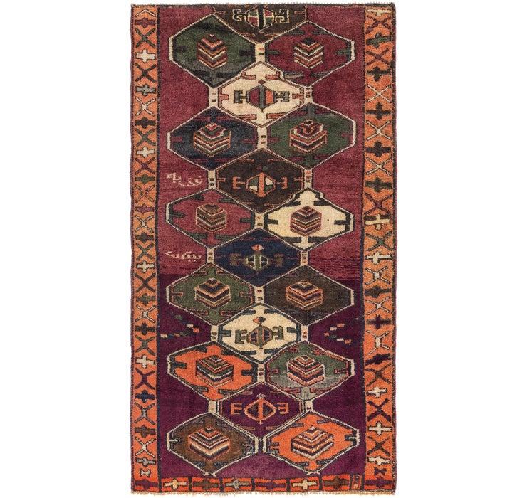 130cm x 245cm Shiraz Persian Rug