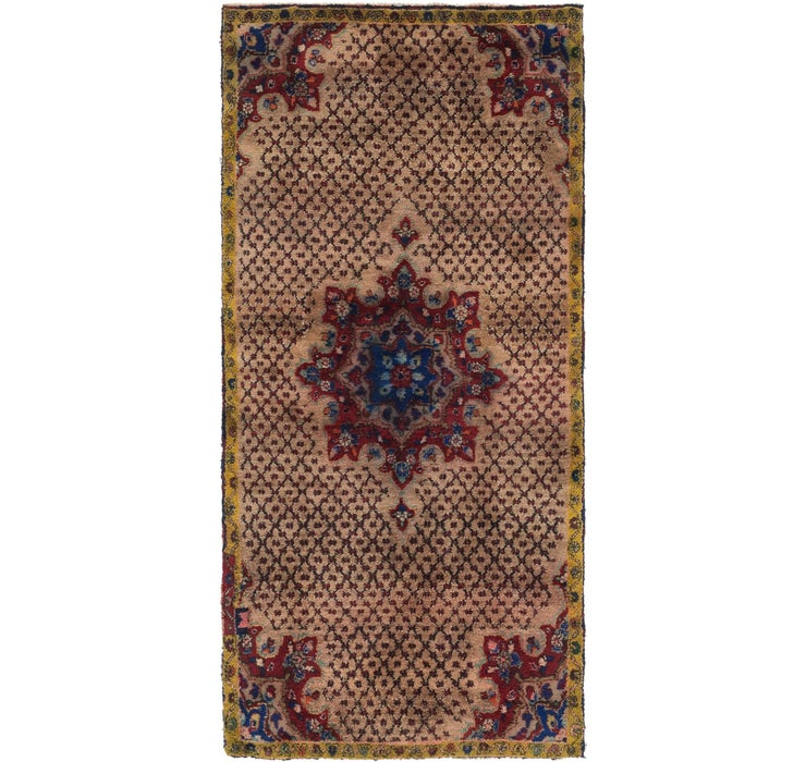 122cm x 245cm Songhor Persian Runner ...
