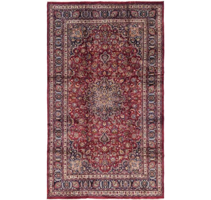 295cm x 480cm Mashad Persian Rug