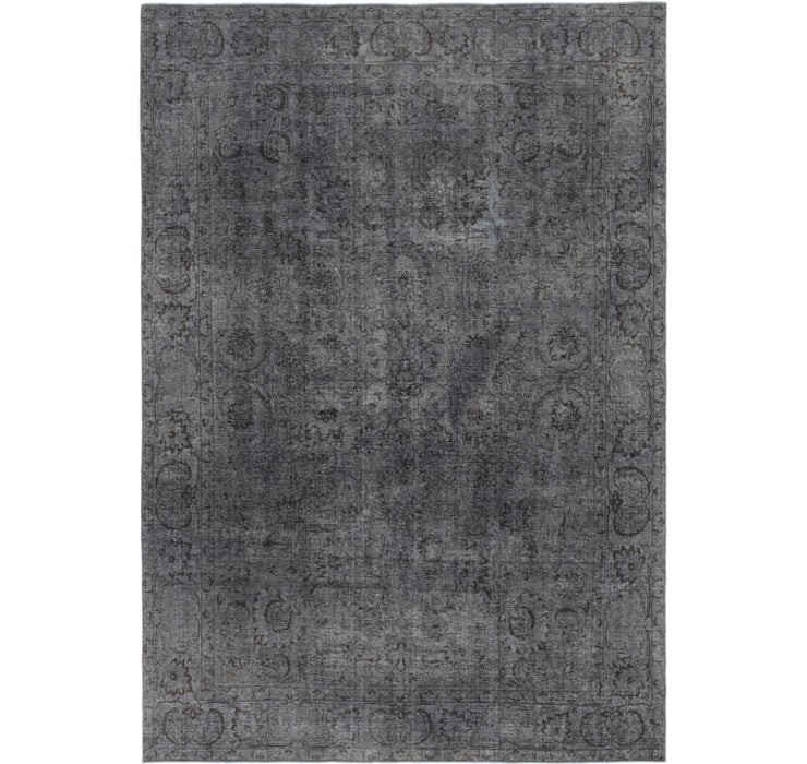 9' x 13' Ultra Vintage Persian Rug