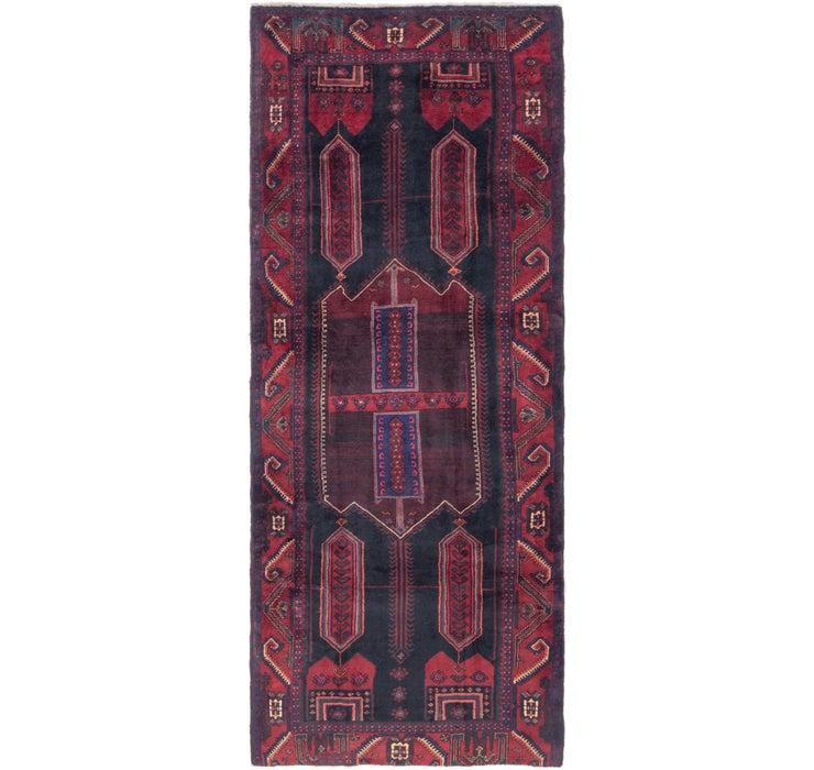 152cm x 395cm Sirjan Persian Runner Rug