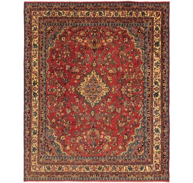 318cm x 395cm Liliyan Persian Rug