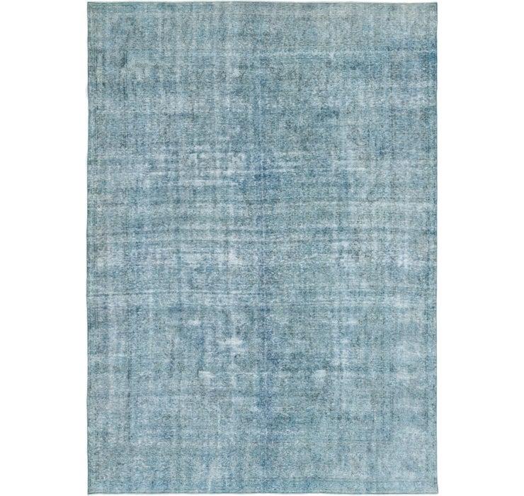 9' 8 x 13' 7 Ultra Vintage Persian Rug
