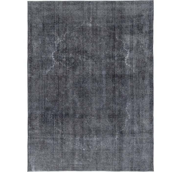 9' 6 x 12' 6 Ultra Vintage Persian Rug