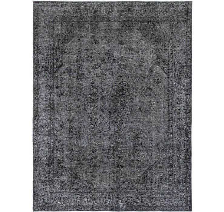 292cm x 380cm Ultra Vintage Persian Rug