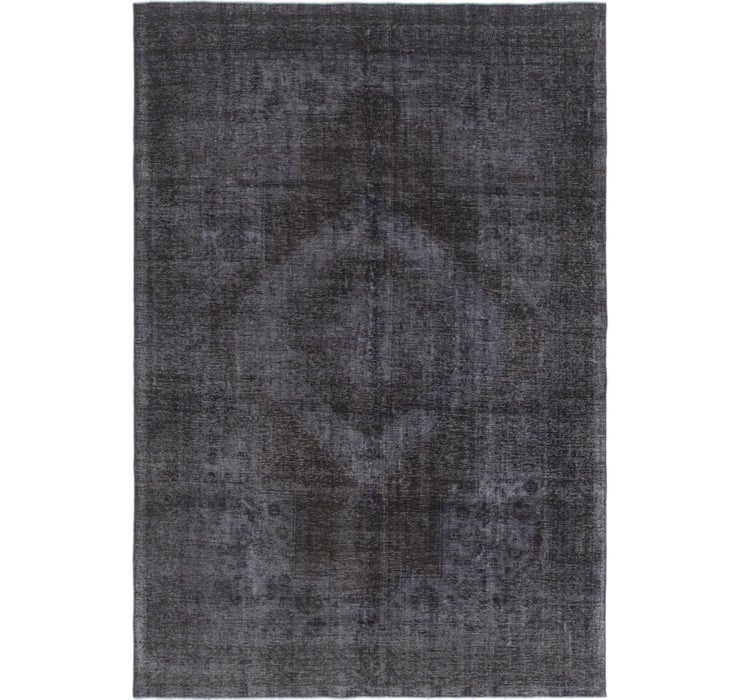 8' 7 x 12' 6 Ultra Vintage Persian Rug