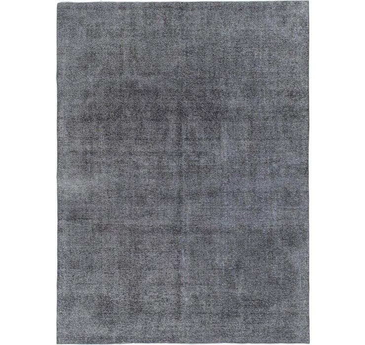 290cm x 385cm Ultra Vintage Persian Rug