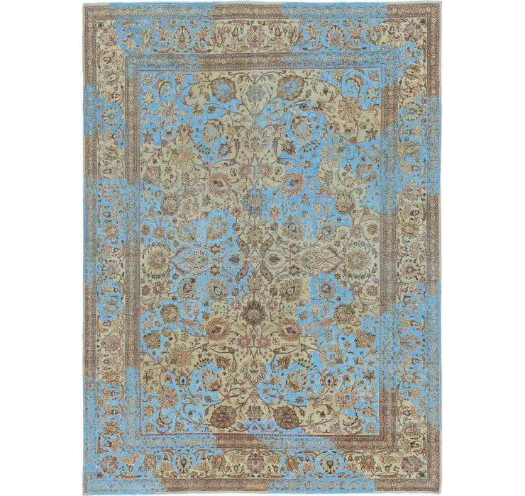 8' 8 x 12' Ultra Vintage Persian Rug