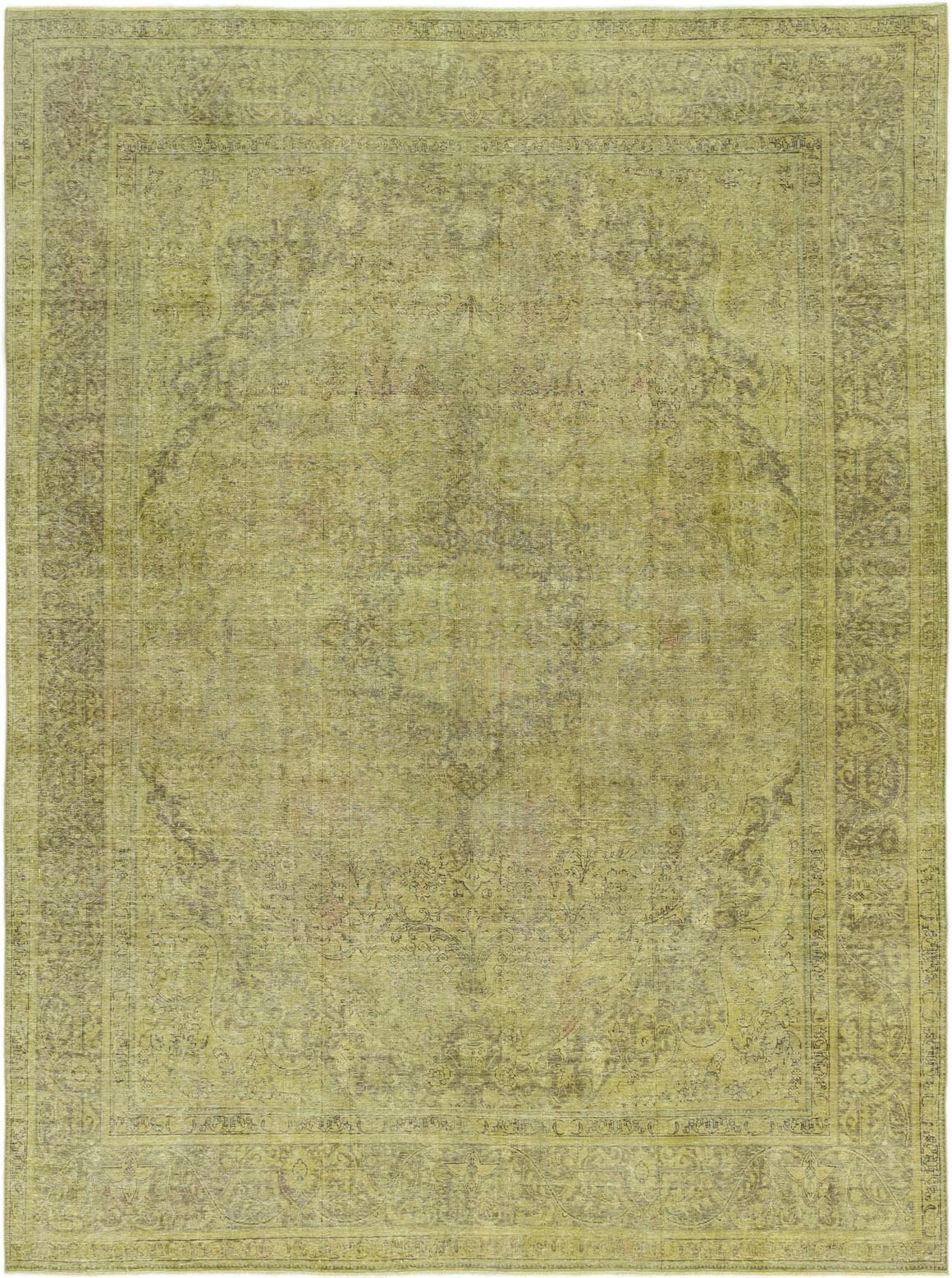 9' 9 x 13' Ultra Vintage Persian Rug main image