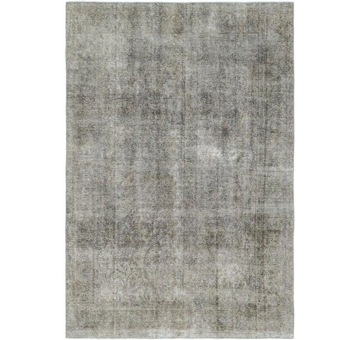213cm x 312cm Ultra Vintage Persian Rug