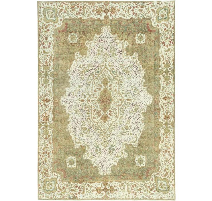 282cm x 405cm Ultra Vintage Persian Rug