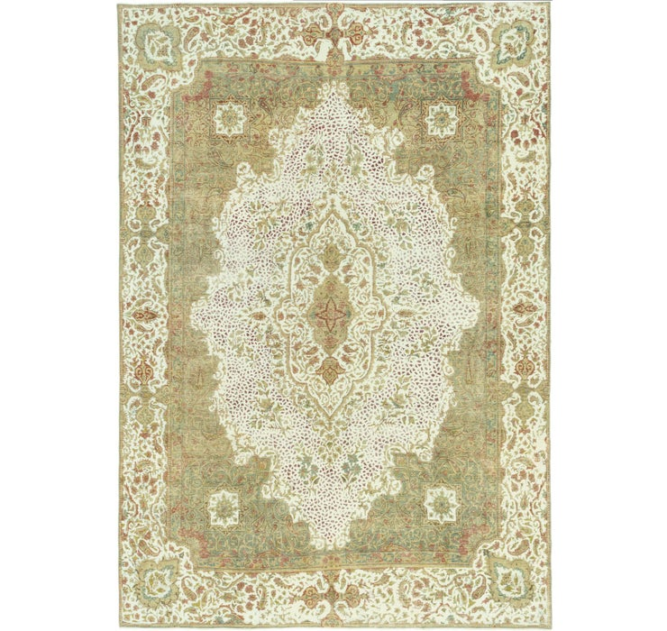 Image of 9' 3 x 13' 4 Ultra Vintage Persian Rug