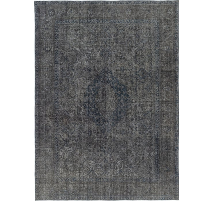 9' 5 x 13' 2 Ultra Vintage Persian Rug