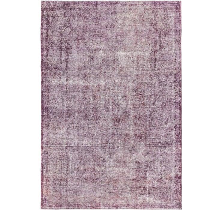 6' 6 x 9' 7 Ultra Vintage Persian Rug