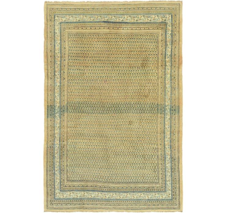 7' 3 x 11' Farahan Persian Rug