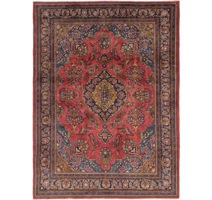 310cm x 415cm Golpayegan Persian Rug