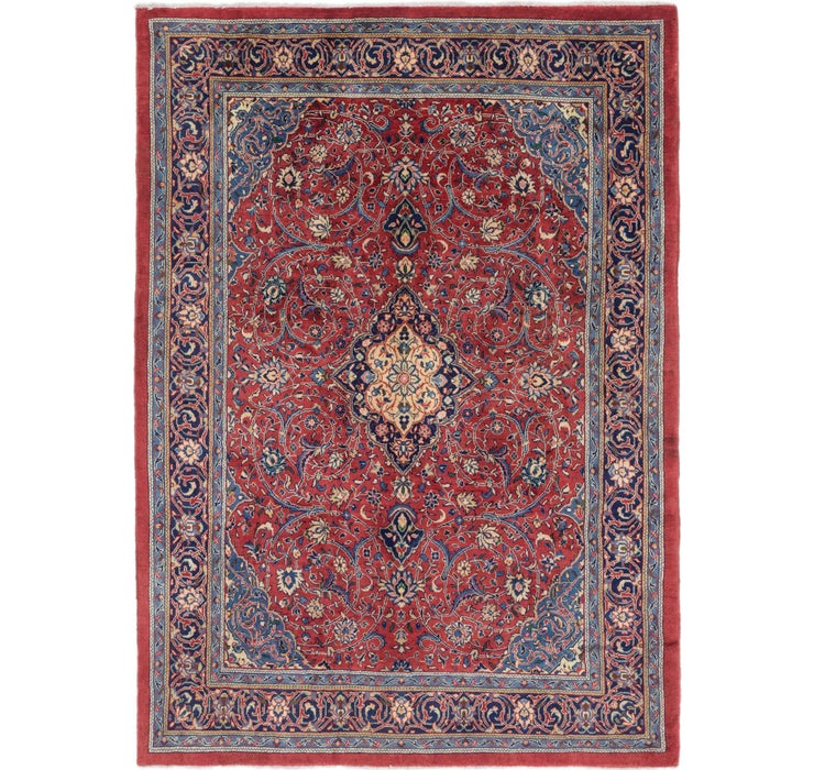270cm x 365cm Sarough Persian Rug