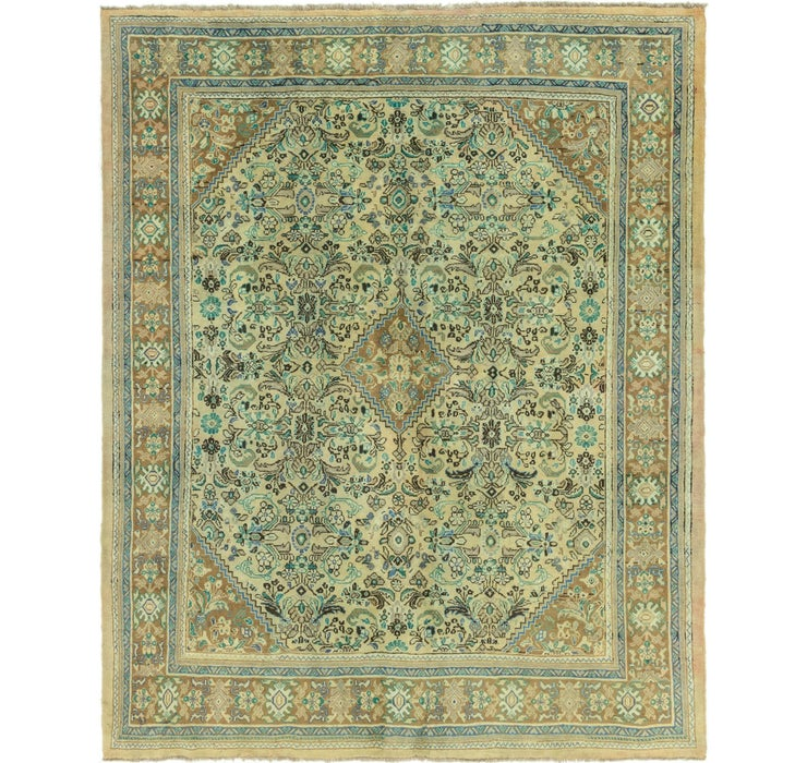 10' 2 x 12' 8 Farahan Persian Rug