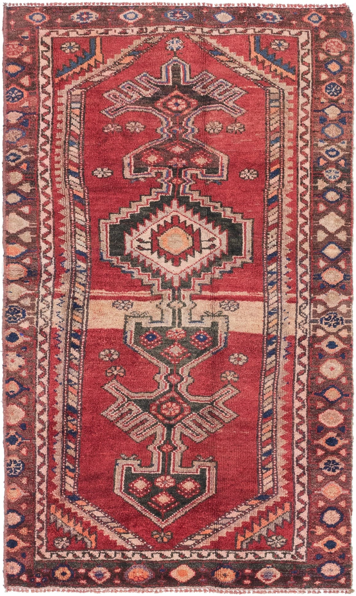 4' x 6' 7 Shiraz Persian Rug main image