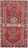 4' x 6' 7 Shiraz Persian Rug thumbnail