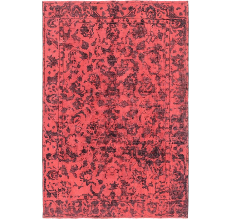 6' 5 x 9' 5 Ultra Vintage Persian Rug