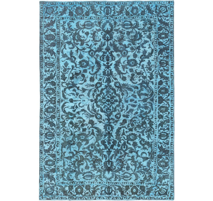 7' 2 x 10' 7 Ultra Vintage Persian Rug