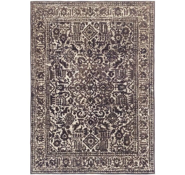 240cm x 335cm Ultra Vintage Persian Rug