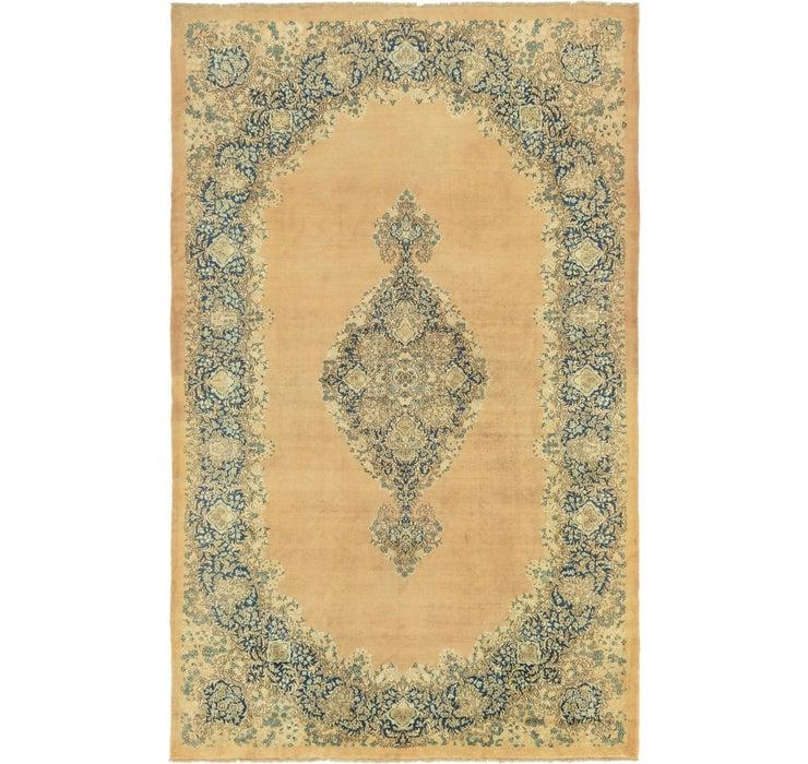 305cm x 483cm Kerman Persian Rug