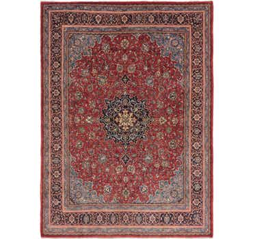 Image of 10' x 13' Sarough Persian Rug