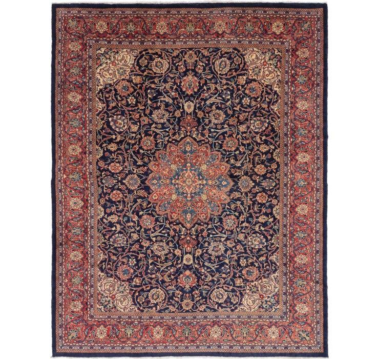 328cm x 427cm Mahal Persian Rug