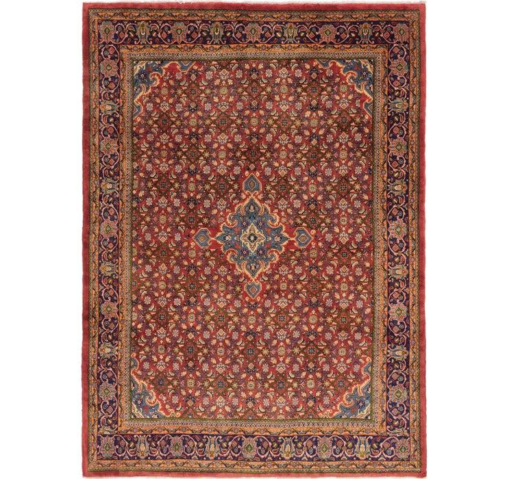 290cm x 395cm Mahal Persian Rug