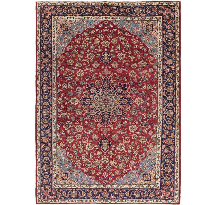 250cm x 358cm Isfahan Persian Rug