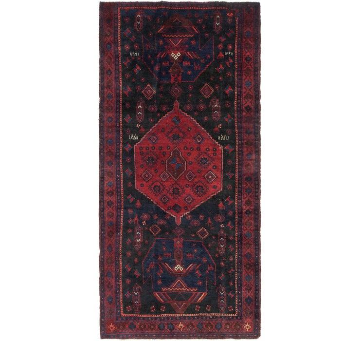 4' 9 x 10' 5 Kelardasht Persian Runn...