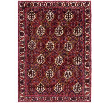 6' 10 x 9' 8 Bakhtiar Persian Rug