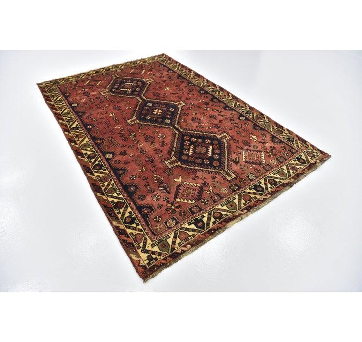 170cm x 250cm Ghashghaei Persian Rug