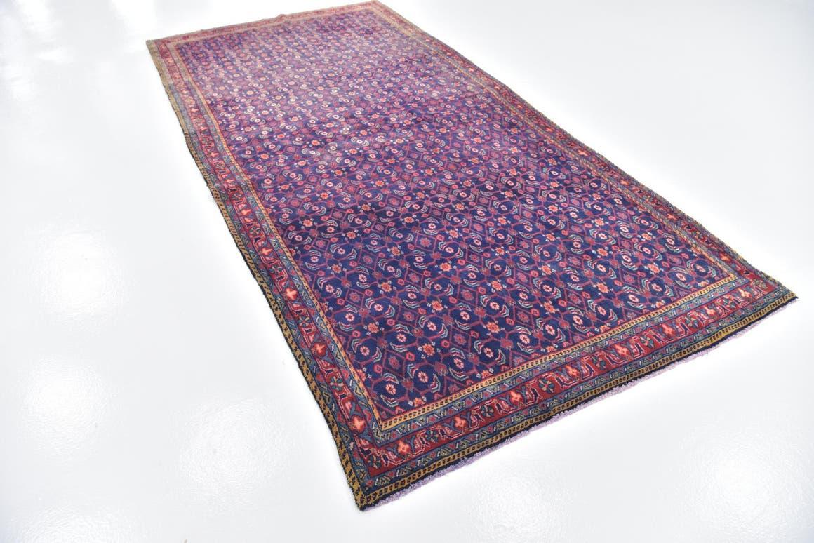 5' 2 x 10' 4 Farahan Persian Runner Rug main image