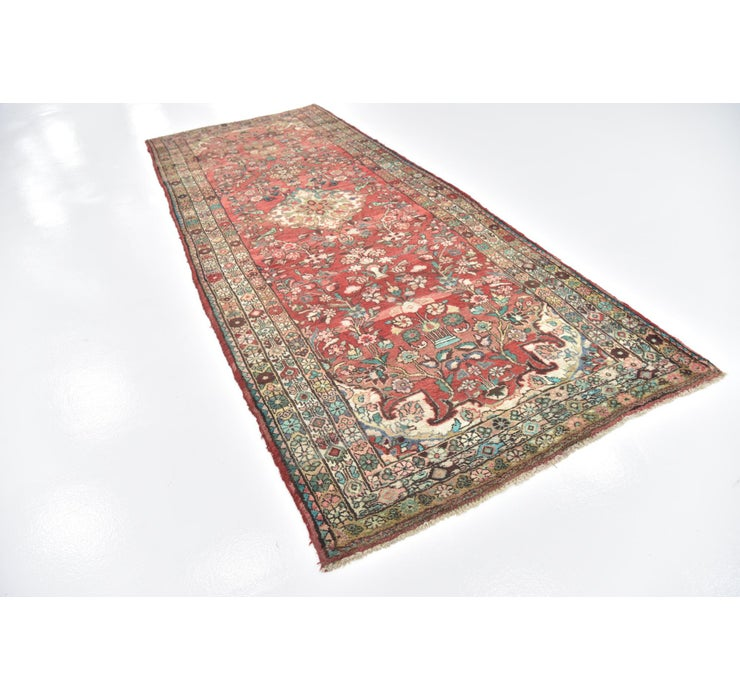 142cm x 360cm Borchelu Persian Runner...