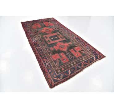Image of 4' 9 x 9' 5 Zanjan Persian Runner Rug