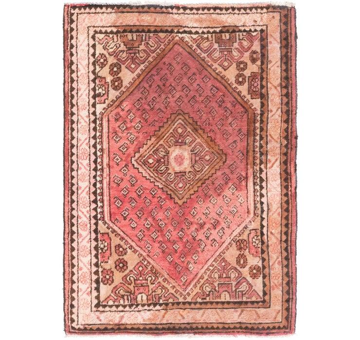 105cm x 152cm Botemir Persian Rug