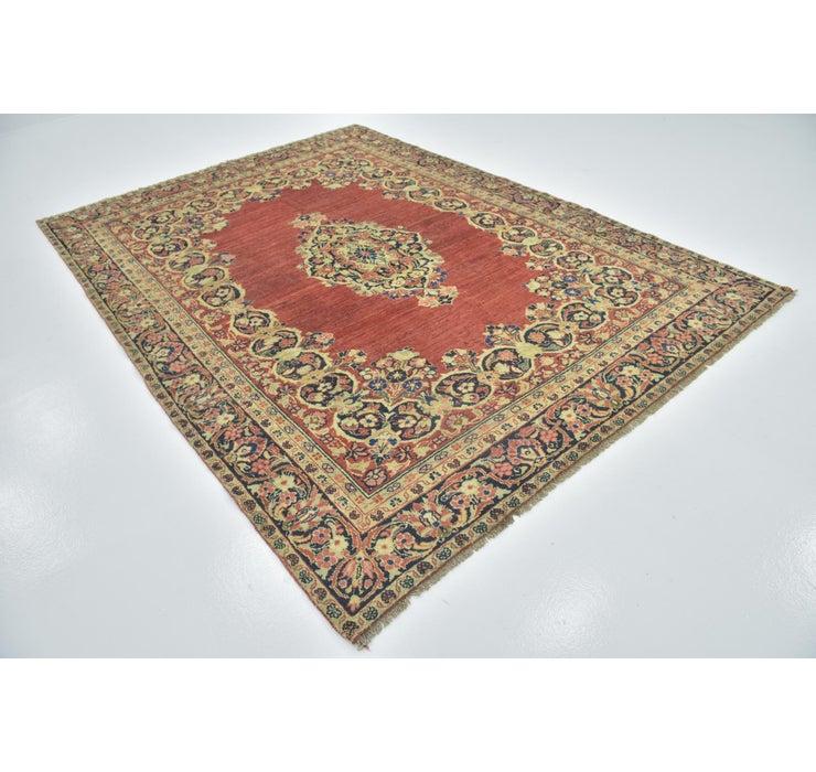 7' 4 x 10' Mahal Persian Rug