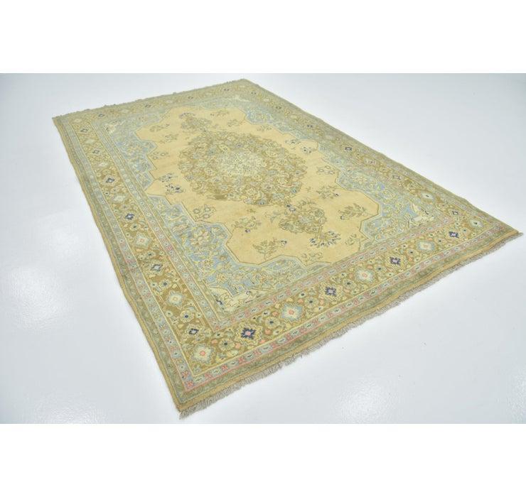 6' 9 x 10' 4 Mahal Persian Rug