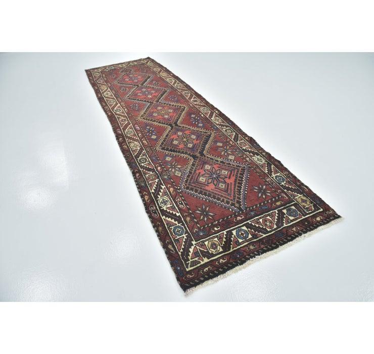 112cm x 365cm Chenar Persian Runner Rug