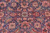 3' 7 x 8' 6 Sanandaj Persian Runner Rug thumbnail