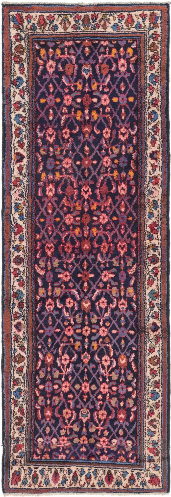 3' 7 x 9' 9 Malayer Persian Runner Rug main image