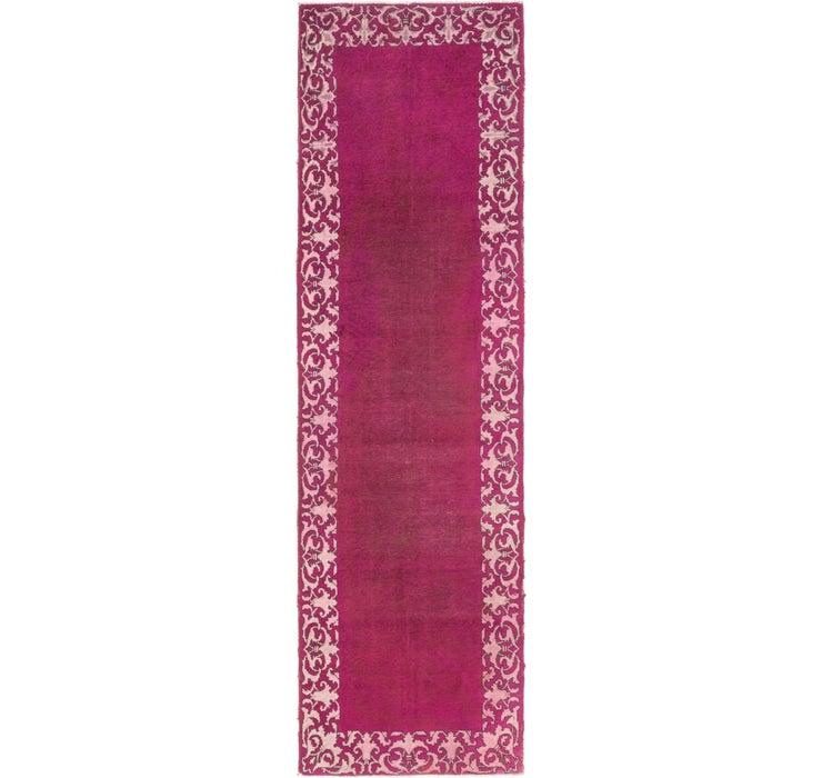 3' 3 x 11' 4 Tabriz Persian Runner Rug