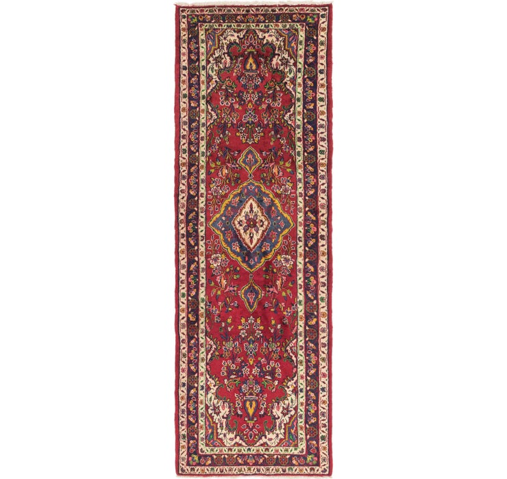 102cm x 312cm Shahrbaft Persian Runne...