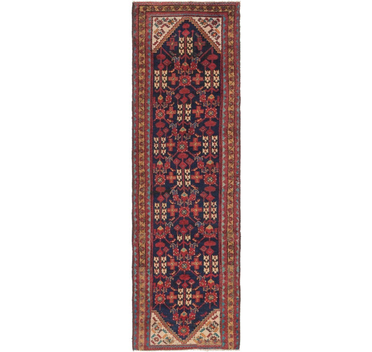 110cm x 370cm Malayer Persian Runner ...