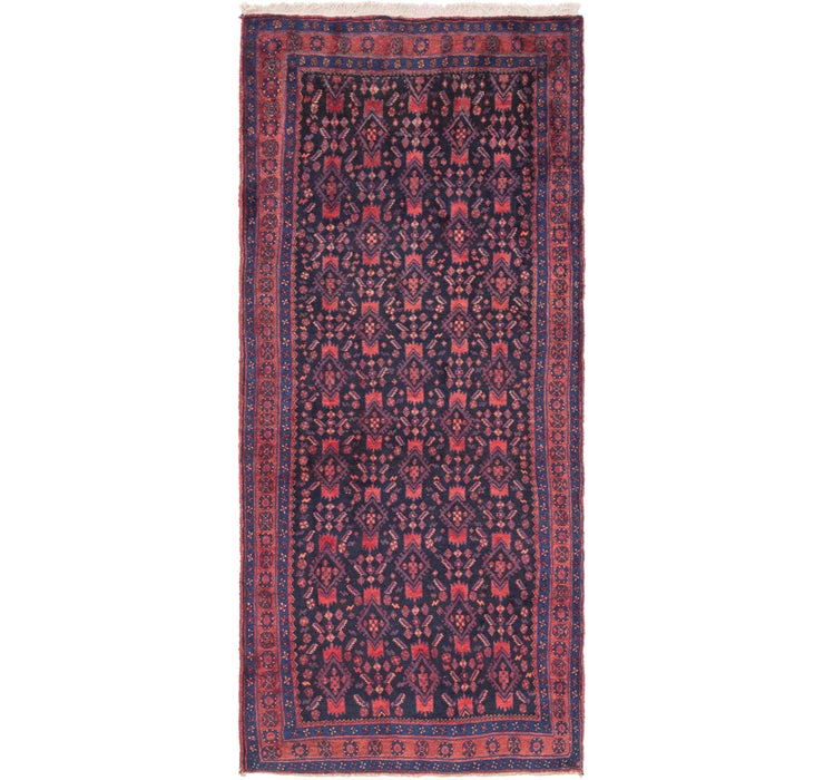 135cm x 312cm Malayer Persian Runner ...